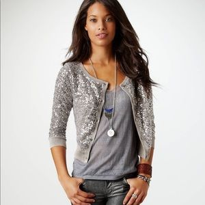NWOT American Eagle Outfitters Sequin Sweater